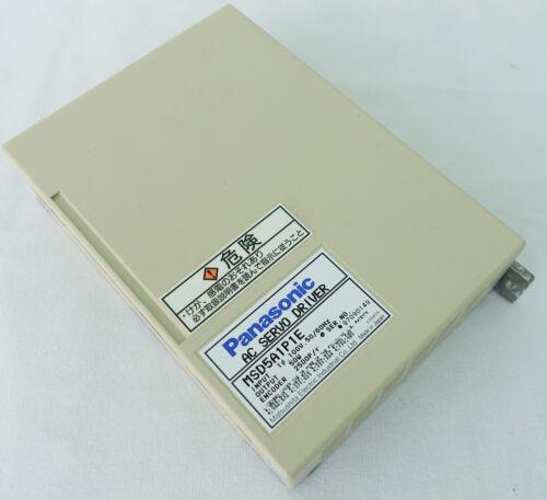 Panasonic AC Servo Driver MSD5A1P1E
