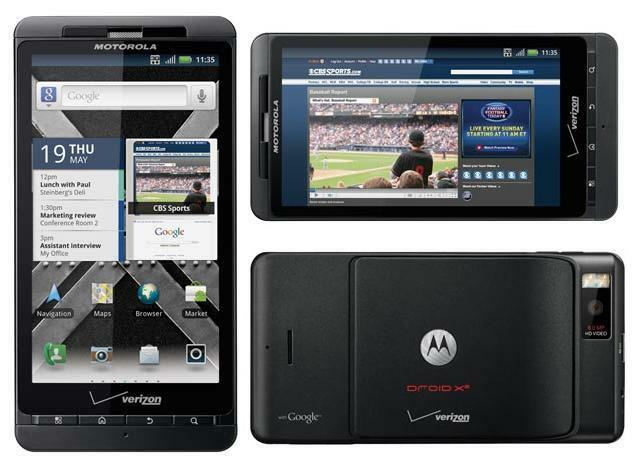 MOTOROLA DROID X2 BLACK (VERIZON)r SMARTPHONE CELL PHONE (PAGE PLUS)MB870 MB-870