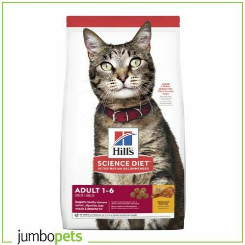 Hills Science Diet Adult Cat Optimal Care Original 10kg
