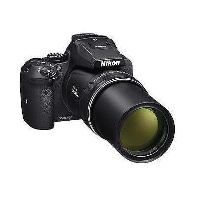 Nikon Coolpix P900 Digital Camera with 83x Optical Zoom with 16GB SDHC Card