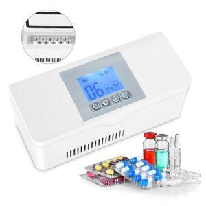 Insulin-Kuehlbox-2-8-gekuehlte-Box-Medizinische-Kuehltasche-Cooler-Car-Kuehlschrank