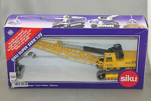 Siku-3514-Seilbagger-Seilzugbagger-Super-Serie-1-55-in-OVP