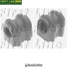 Anti-roll Bar Bush Kit 2x Front for HYUNDAI i30 1.4 1.6 2.0 07-11 CRDi FL