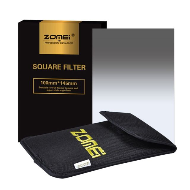 100mm X 100mm ND8 ND4 Z Series Holder 1-Stop Cokin Square Filter Full ND Creative Kit Includes ND2 for L 2-Stop 3-Stop