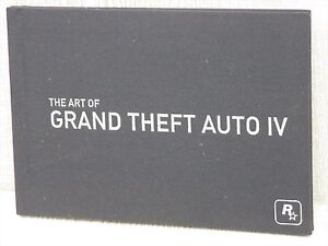 GRAND-THEFT-AUTO-IV-4-Art-Illustration-Book-Ltd