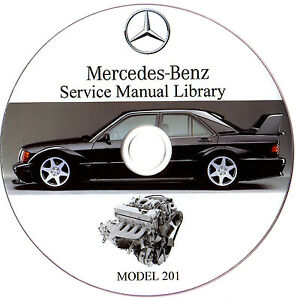 Mercedes benz w201 service repair workshop manual 190e for Mercedes benz emergency number