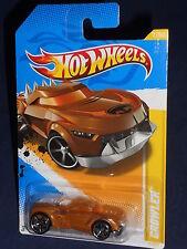 Hot Wheels 2012 Premiere Series 7/50  Growler  Pearl Brown