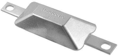Opferanode Anode Rumpfanode Zink Trapezform Länge 105-155 mm