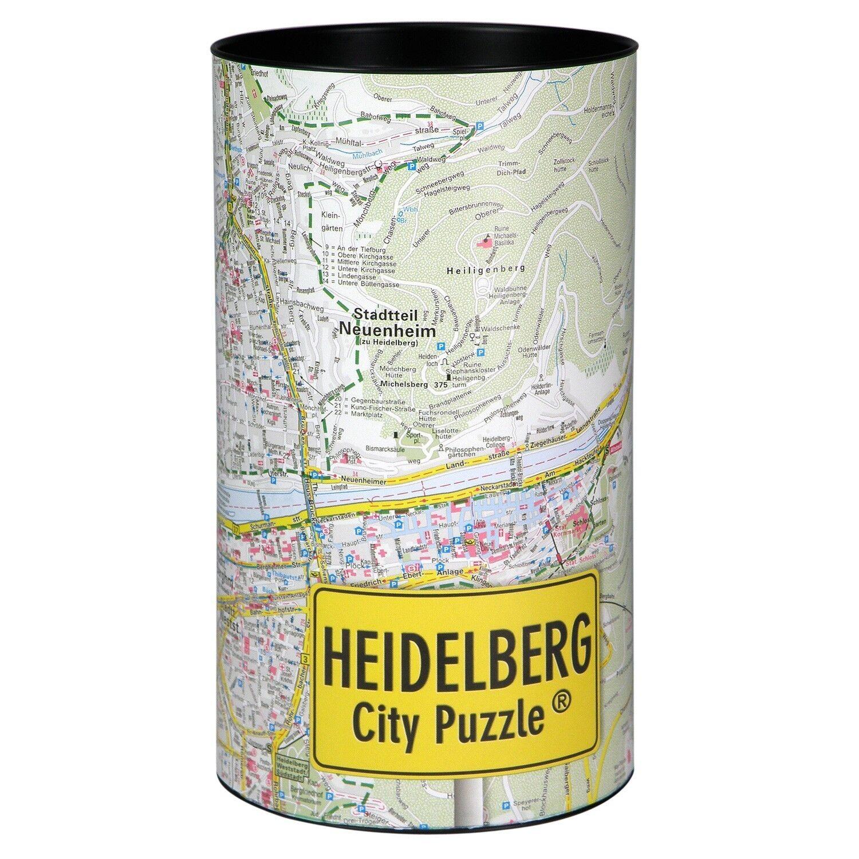 City Heidelberg Puzzle - Heidelberg City von Extragoods 09a226