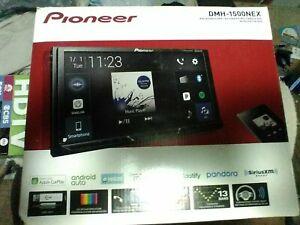 "Pioneer DMH-1500NEX Digital Media Receiver with 7"" WVGA Display"