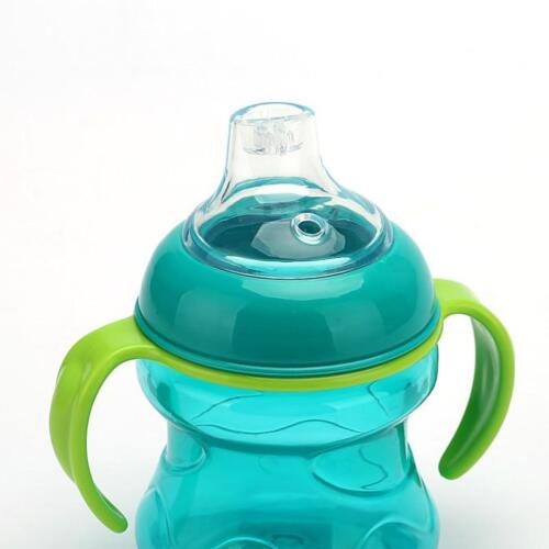 Suction Feeding Bottle Cups For Babies Infant Drinking Training With Handle Cups
