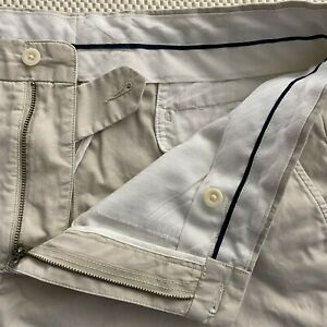 Polo-Ralph-Lauren-36-x-10-5-034-Stone-Flat-Front-Twill-5-Pocket-Chino-Shorts