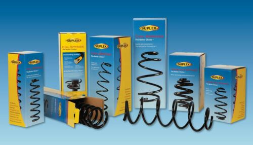 SUPLEX 10010 Front Coil Spring for FORD FIESTA