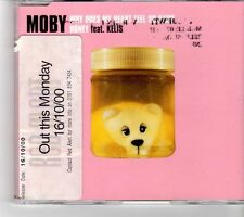 (FK941) Moby, Why Does My Heart Feel So Bad? / Honey - 2000 CD
