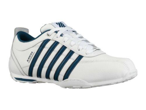 Arvee 1.5 White // Posedion Trainer K Swiss Trainers 02453-105