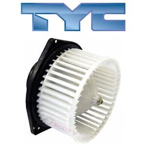 Acura TL 1999-2003 TYC HVAC Blower Motor