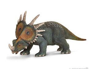 Styracosaurus-16cm-Serie-Mundo-prehistorico-SCHLEICH-14526