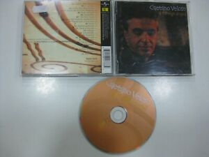 Caetano Veloso Europa-Cd A Foreign Sound 2004