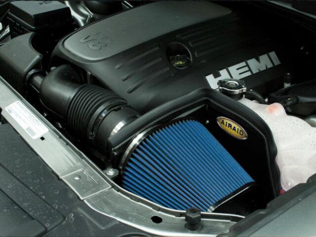 AIRAID Intake For Challenger Charger 3.6 V6 5.7 6.4 SRT V8 2011-2019 DRY 353-210