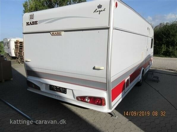Kabe 2010 - Kabe Royal 610 DXL K/SSuper lækker og..., 2010,