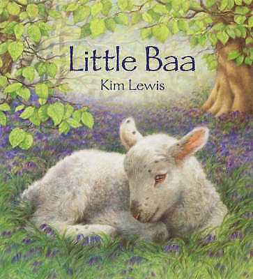 1 of 1 - Very Good, Little Baa, Lewis, Kim, Book