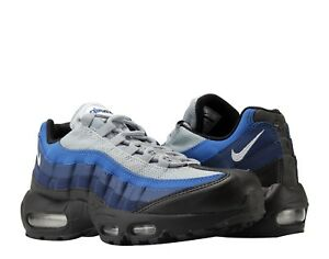 sports shoes 57bac 20974 Image is loading Mens-Nike-Air-Max-95-Premium-Sneakers-Black-