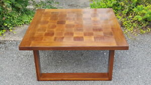 Ordinaire Image Is Loading CADO Poul Cadovius Danish Mid Century Rosewood Checkerboard