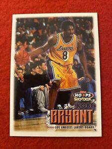 1999-00 Kobe Bryant Skybox NBA Hoops #27 LA LAKERS