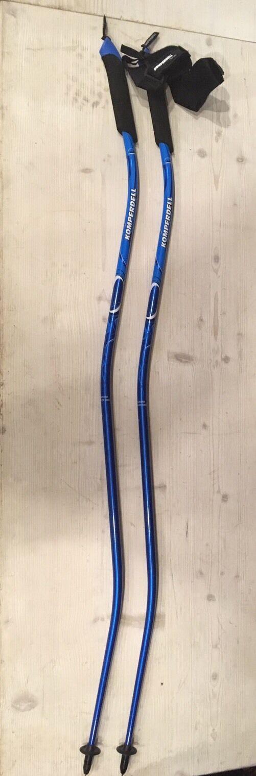 Bastoni nordic walking ergonomici Komperdell cm 120