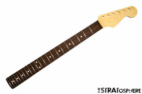 NEW Fender Lic Allparts Stratocaster NECK Strat Rosewood Vintage Finished SRF