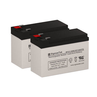 Mighty Max Battery 12V 7.2AH SLA Battery for Liebert UPStation GXT3000RT-120-6 Pack Brand Product