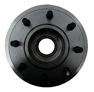 ACDelco 18A507 Professional Front Disc Brake Rotor and Hub Assembly