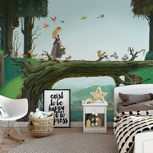 Details about Disney wallpaper mural 144x100inch photo wall decor  Cinderella girls bedroom