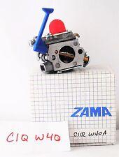 ORIGINAL Zama C1Q-W40 Carburetor OEM 124L, 128C & Poulan Trimmer