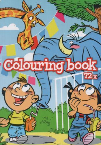 Elefant Colouring Book Giraffe  und viele andere #082 Malbuch für Kinder