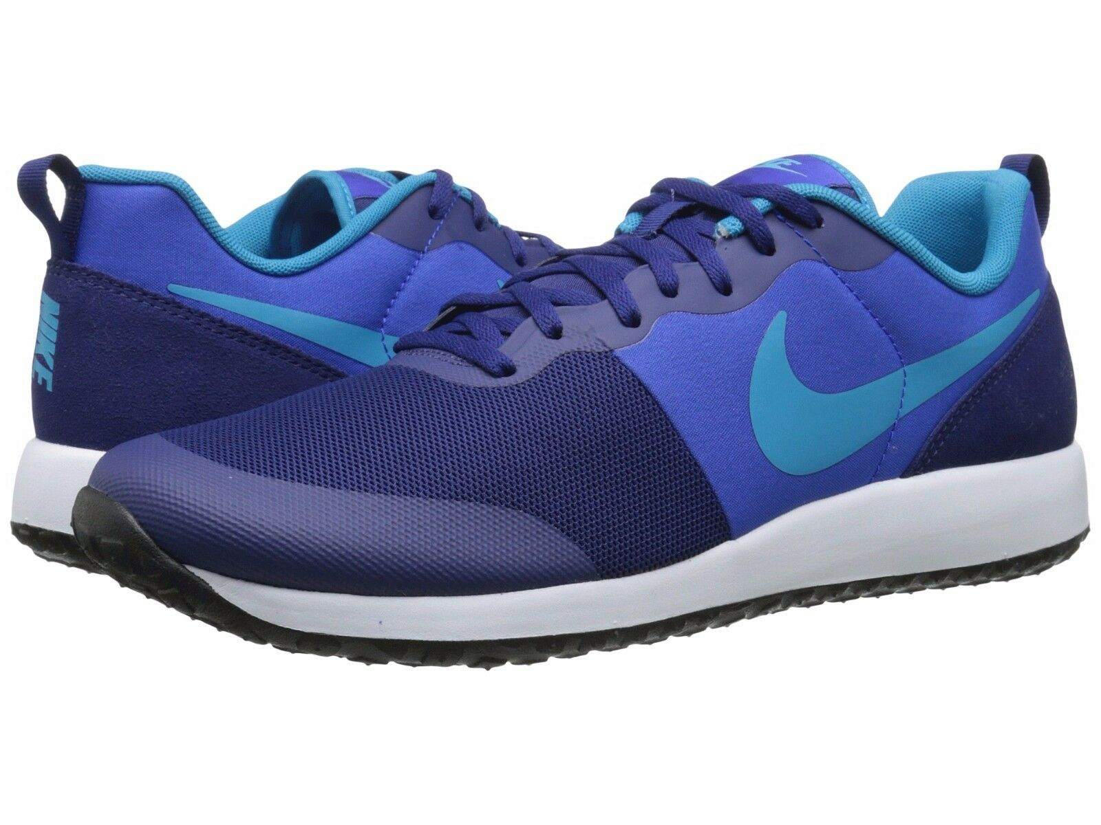 Men's Nike Elite Shinsen Casual Shoes, 801780 441 Sizes 10-13 Loyal Blue/Blue L