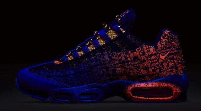40e0d0d50e3 New Nike Air Max 95 Premium DB Doernbecher Jacob Burris Men s Size 7 ...