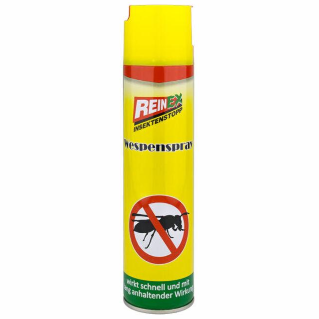 Wespenspray 400ml Wespenbekämpfung Wespen Nest Bekämpfung Wespennest Spray