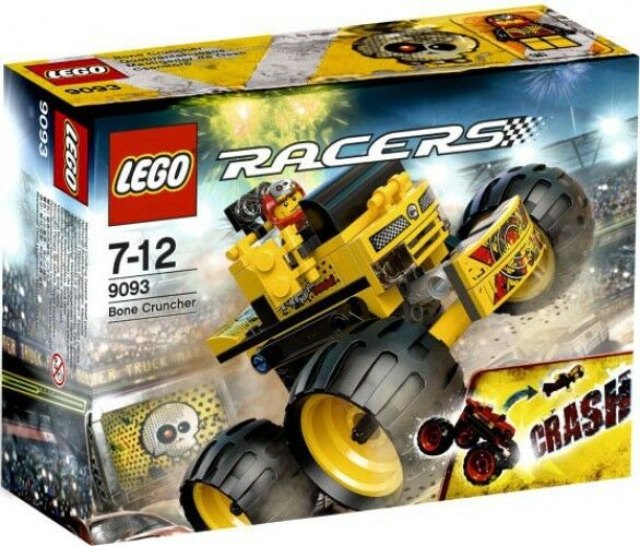LEGO Racers  OS PRO SET  9093  confortablement
