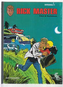 Rick Master Gesamtausgabe Hardcover Comic Nr. 1 - 12 zur Auswahl Neuware