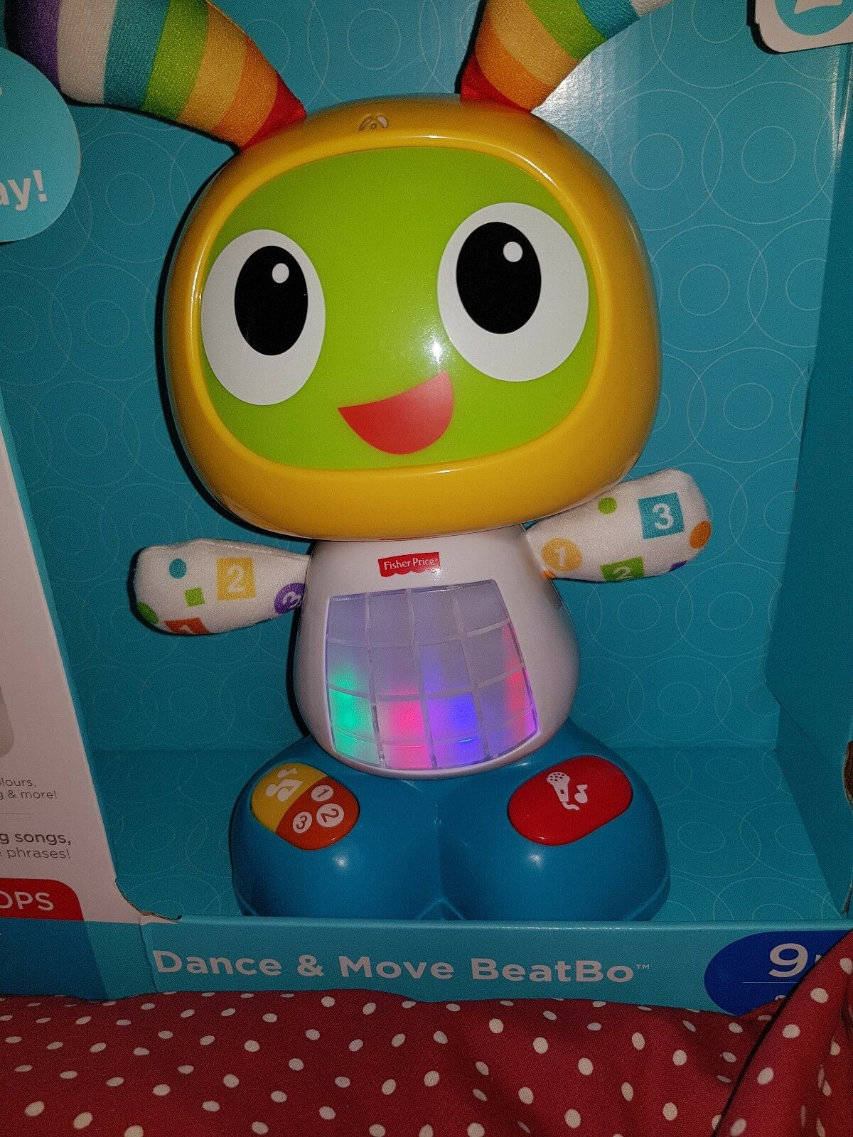 Fisher price bright beats beat bo
