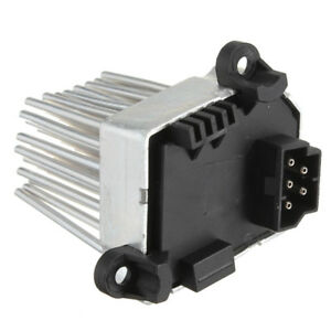 Riscaldatore-Blower-Motore-Ventilatore-RESISTORE-Fase-finale-Riccio-Motore-Per-BMW-E39-E46-E83