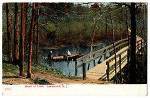 CPA-USA-515-Head-of-Lake-Lakewood-New-Jersey