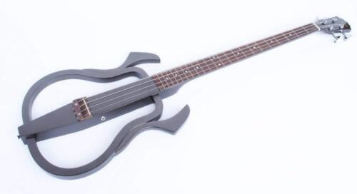 4 Saiten Silent Bass braun und schwarz