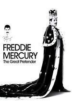 DVD -  FREDDIE MERCURY  THE GREAT PRETENDER  (NEW SEALED)