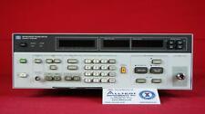 Hp Agilent Keysight 8970b 020 3247u03020 Noise Figure Meter