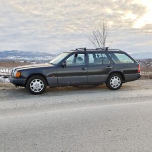 1990 Mercedes-Benz 300-Series TE Wagon