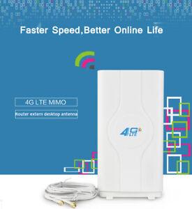 3G-4G-Antenna-LTE-Hotspot-Modem-Wifi-88dBi-TS9-Connector-Router-External-Antenna