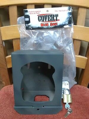 New Covert Trail Camera Bear Safe Box /& Theft Prevention Box C2465