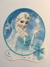 ♥ 1 Bügelbild Eiskönigin Elsa Transferfolie dunkle helle Stoffe ♥ Anna Elsa